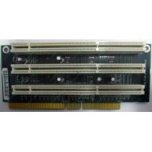 Переходник Riser card PCI-X/3xPCI-X (Гольяново)