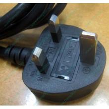 Кабель питания SS145A BS-1363/A FUSED 3-pin UK (Гольяново)
