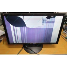 "Монитор 24"" TFT ViewSonic VA2413WM (разбита матрица) - Гольяново"