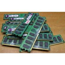 ГЛЮЧНАЯ/НЕРАБОЧАЯ память 2Gb DDR2 Kingston KVR800D2N6/2G pc2-6400 1.8V  (Гольяново)