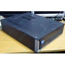 Компьютер Intel Core 2 Quad Q8400 (4x2.66GHz) /2Gb DDR3 /250Gb /ATX 250W Slim Desktop (Гольяново)