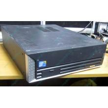 Лежачий четырехядерный компьютер Intel Core 2 Quad Q8400 (4x2.66GHz) /2Gb DDR3 /250Gb /ATX 250W Slim Desktop (Гольяново)