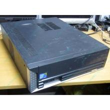 Лежачий четырехядерный системный блок Intel Core 2 Quad Q8400 (4x2.66GHz) /2Gb DDR3 /250Gb /ATX 300W Slim Desktop (Гольяново)