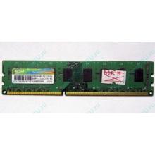 НЕРАБОЧАЯ память 4Gb DDR3 SP (Silicon Power) SP004BLTU133V02 1333MHz pc3-10600 (Гольяново)