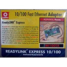 Сетевой адаптер Compex RE100TX/WOL PCI (Гольяново)