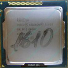 Процессор Intel Celeron G1610 (2x2.6GHz /L3 2048kb) SR10K s.1155 (Гольяново)