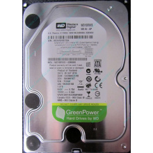 Б/У жёсткий диск 1Tb Western Digital WD10EVVS Green (WD AV-GP 1000 GB) 5400 rpm SATA (Гольяново)
