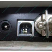 Термопринтер Zebra TLP 2844 (выломан USB разъём в Гольяново, COM и LPT на месте; без БП!) - Гольяново