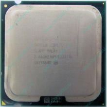 Процессор Б/У Intel Core 2 Duo E8200 (2x2.67GHz /6Mb /1333MHz) SLAPP socket 775 (Гольяново)