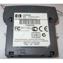Модуль параллельного порта HP JetDirect 200N C6502A IEEE1284-B для LaserJet 1150/1300/2300 (Гольяново)