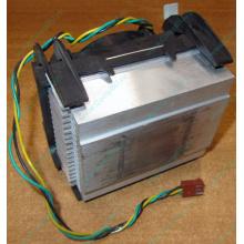 Кулер socket 478 БУ (алюминиевое основание) - Гольяново