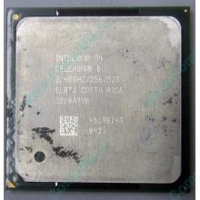 Процессор Intel Celeron D (2.4GHz /256kb /533MHz) SL87J s.478 (Гольяново)