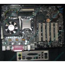 Материнская плата Intel D845PEBT2 (FireWire) с процессором Intel Pentium-4 2.4GHz s.478 и памятью 512Mb DDR1 Б/У (Гольяново)