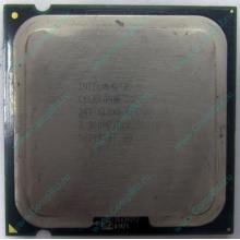 Процессор Intel Celeron D 347 (3.06GHz /512kb /533MHz) SL9XU s.775 (Гольяново)