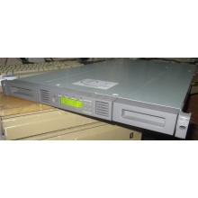 HP AH562A StorageWorks 1/8 Ultrium 920 G2 SAS Tape Autoloader LVLDC-0501 LTO-3 (Гольяново)